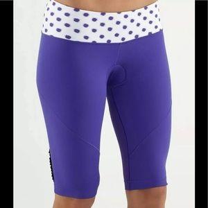 Lululemon Women's Cycle Padded Presta Shorts